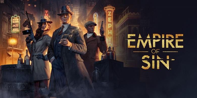Empire of sin bilgisayar oyunu