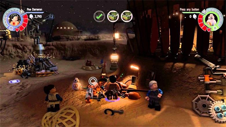 lego star wars bilgisayar oyunu
