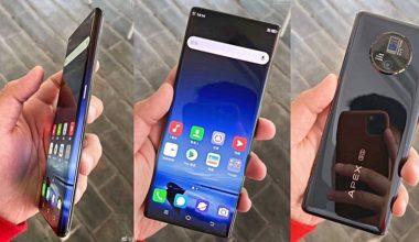Yeni Vivo Apex 2020 Telefon Modeli İncelemesi