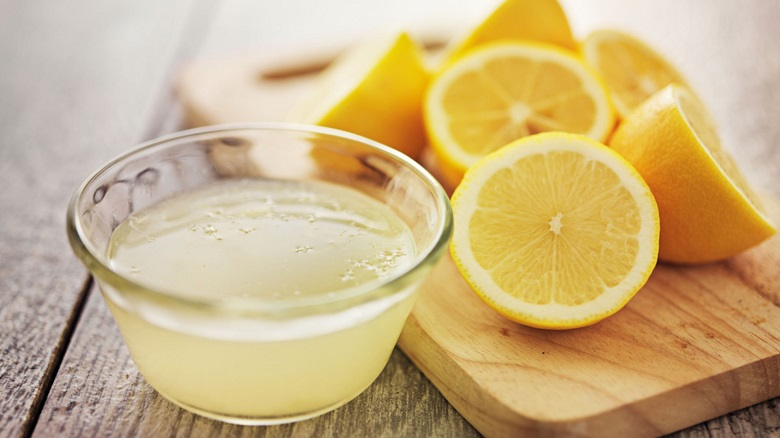 Limon Suyu Kilo Verdirir mi?