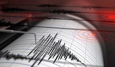 Son Dakika Deprem Bingöl