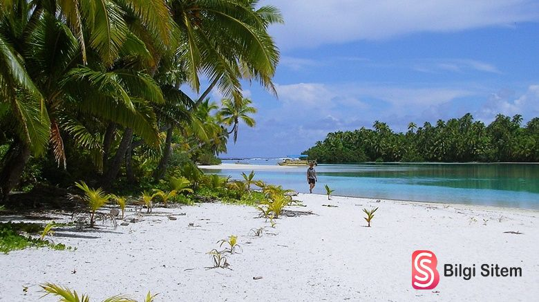 Aitutaki Atoll – Cook Adaları
