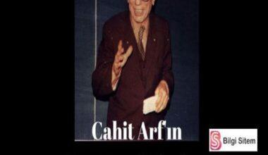 Cahit Arf'ın Hayatı ve Buluşları