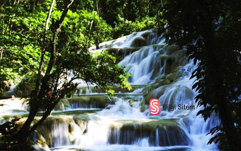 Dunn River Şelaleleri – Jamaika