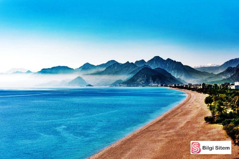 akdeniz bölgesi meşhur plajları