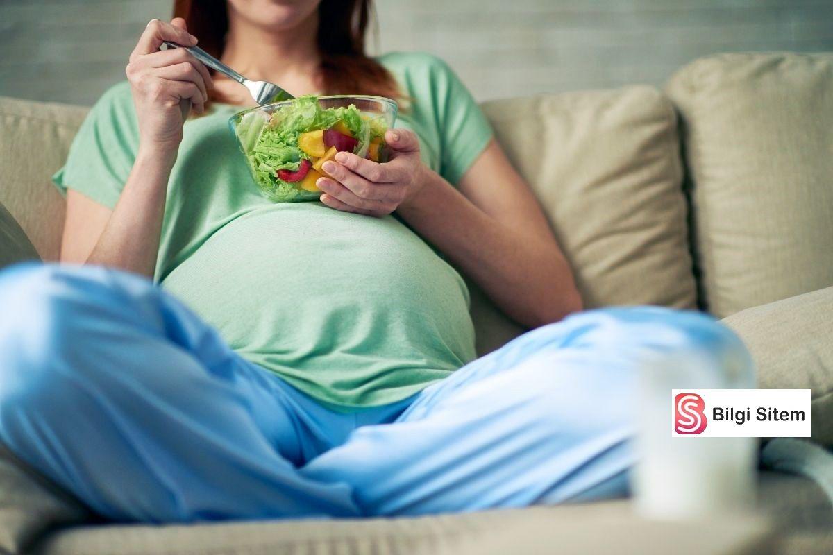 hamile kalmayı kolaylaştıran yiyecekler