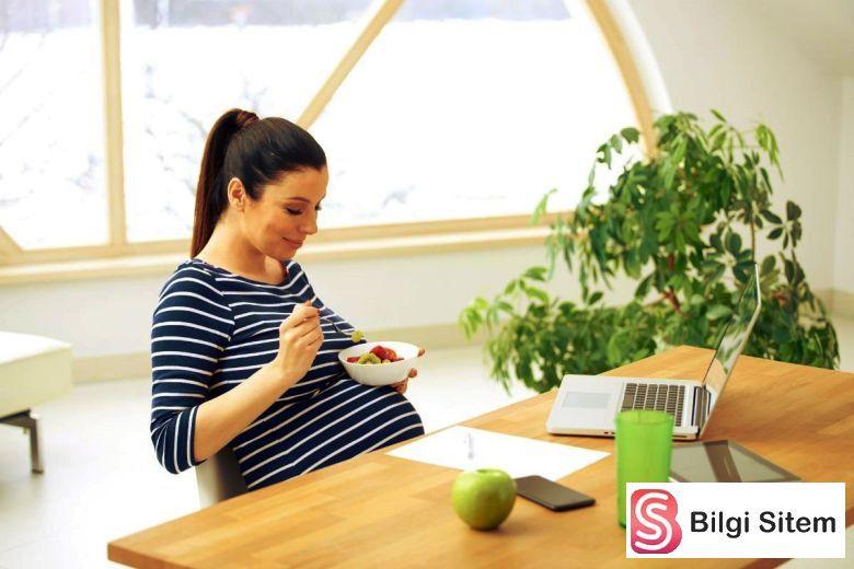 hamilileği kolaylaştıran yiyecekler