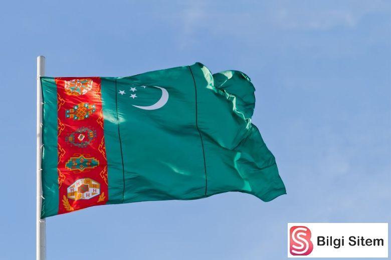 Türkmenistan bayrağı tarihi