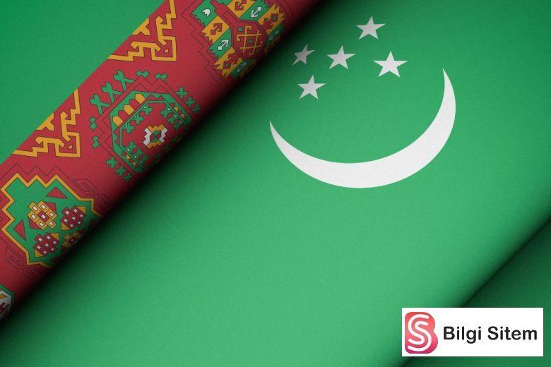 türkmenistan bayrağının anlamı