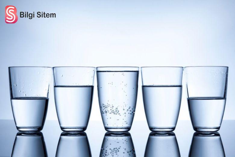 kiloya göre su içme tablosu