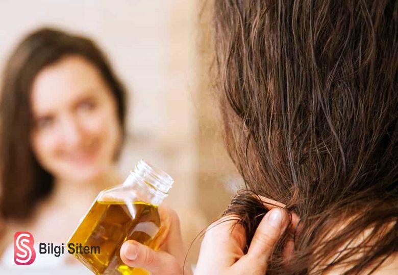 Zeytinyağı saça nasıl uygulanır